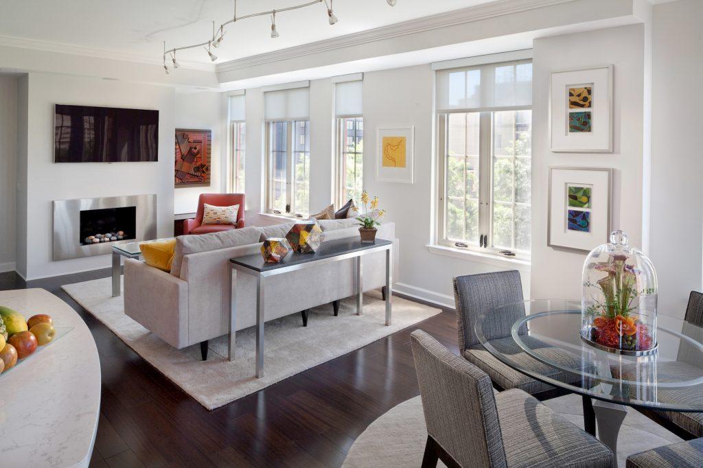 Washington DC Condo | Syntha Harris Interiors
