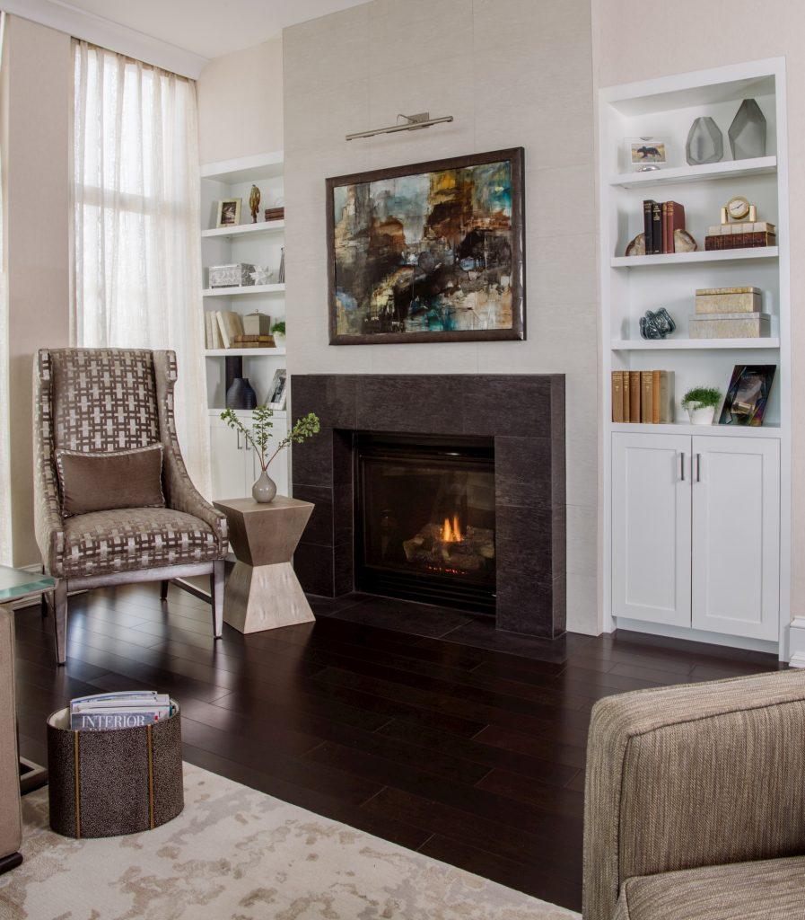 Reston VA | Syntha Harris Interiors