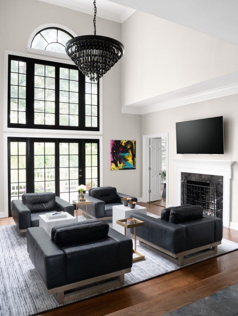 Living Rooms | Syntha Harris Interiors